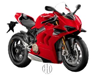 Ducati Panigale V4 S (2018 - XXXX) - Motodeks