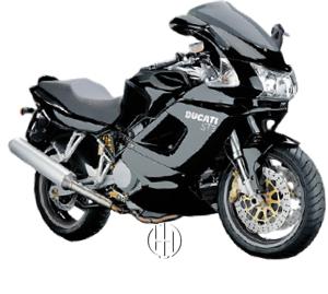 Ducati ST 3 (2004 - 2005) - Motodeks