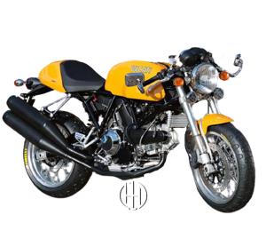 Ducati Sport 1000 Classic Monoposto (2006 - 2007) - Motodeks