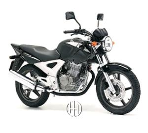 Honda CBF 250 (2003 - 2008) - Motodeks