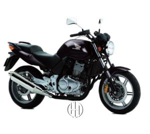 Honda CBF 500 (2004 - 2007) - Motodeks