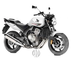 Honda CBF 600 N (2008 - 2013) - Motodeks