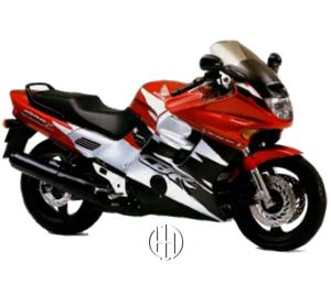 Honda CBR 1000 F (1993 - 1999) - Motodeks