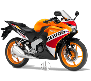 Honda CBR 125 R (2011 - 2017) - Motodeks