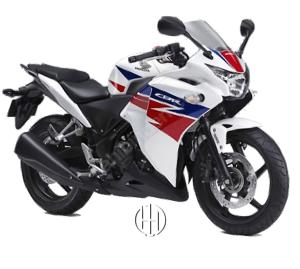 Honda CBR 250 R (2015 - 2018) - Motodeks