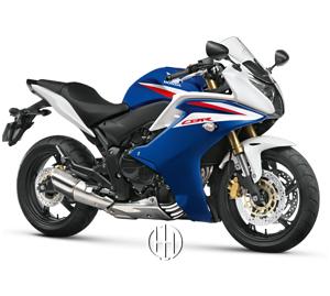 Honda CBR 600 F (2011 - 2013) - Motodeks