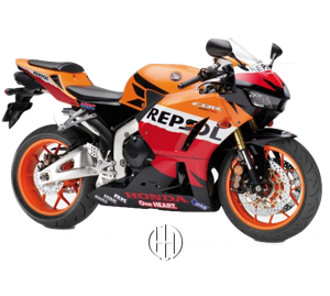 Honda CBR 600 RR (2013 - XXXX) - Motodeks