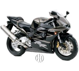Honda CBR 954 RR Fireblade (2002 - 2003) - Motodeks