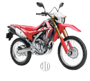 Honda CRF 250 L (2017 - XXXX) - Motodeks