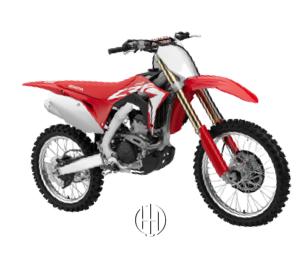 Honda CRF 250 R (2017 - XXXX) - Motodeks