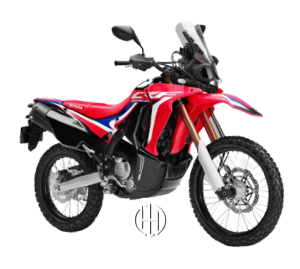 Honda CRF 250 Rally (2017 - XXXX) - Motodeks