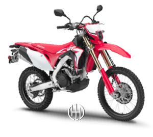 Honda CRF 450 L (2018 - XXXX) - Motodeks