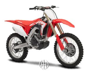 Honda CRF 450 R (2017 - XXXX) - Motodeks