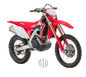 Honda CRF 450 X (2017 - XXXX) - Motodeks