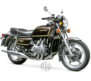 Honda GL 1000 Gold Wing (1975 - 1979) - Motodeks