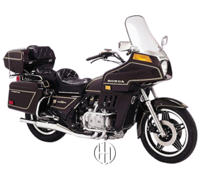 Honda GL 1100 Gold Wing Interstate (1980 - 1982) - Motodeks