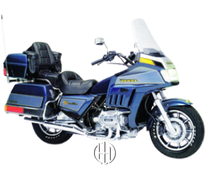 Honda GL 1200 Gold Wing Interstate (1984 - 1987) - Motodeks