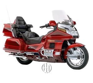 Honda GL 1500 Gold Wing (1988 - 1990) - Motodeks