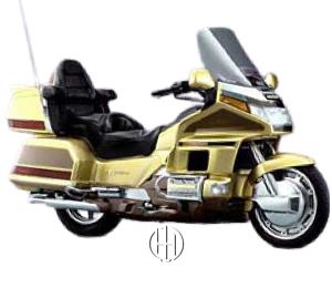 Honda GL 1500 SE Gold Wing (1990 - 2000) - Motodeks