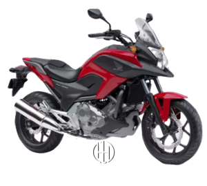 Honda NC 700 X (2012 - 2013) - Motodeks