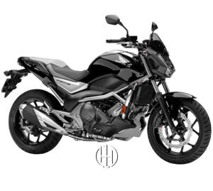 Honda NC 750 S (2016 - XXXX) - Motodeks