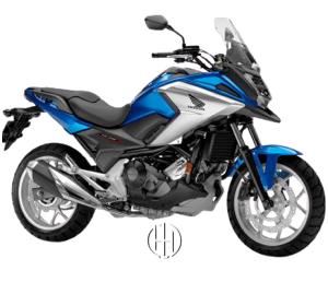 Honda NC 750 X (2016 - XXXX) - Motodeks