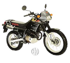 Honda NX 250 Domintaor (1988 - 1993) - Motodeks