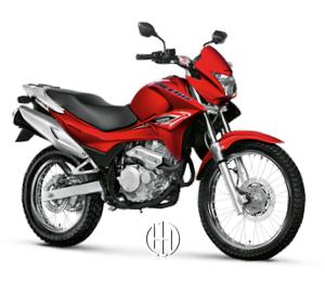 Honda NX 4 Falcon (2012 - XXXX) - Motodeks