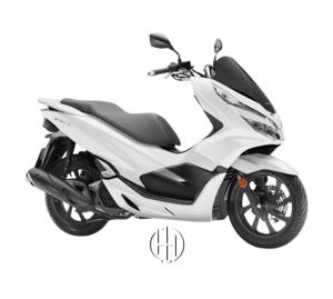 Honda PCX 125 (2018 - XXXX) - Motodeks