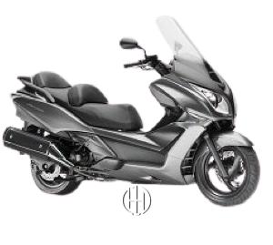 Honda SW T600 (2011) - Motodeks
