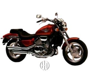 Honda VF 750 C Magna (1993 - 2003) - Motodeks