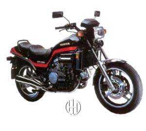 Honda VF 750 S V45 Sabre (1982 - 1984) - Motodeks