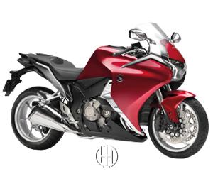 Honda VFR 1200 F (2009 - 2017) - Motodeks