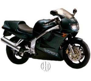 Honda VFR 750 F (1994 - 1997) - Motodeks