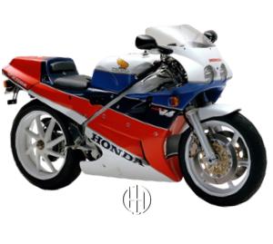Honda VFR 750 R (1987 - 1990) - Motodeks