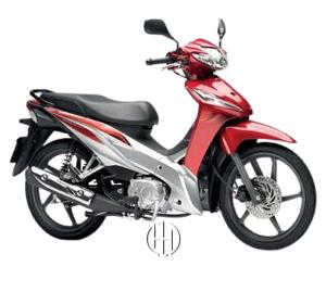 Honda Wave 110 i (2012 - 2017) - Motodeks