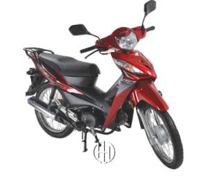 Honda Wing-Go (2015 - 2016) - Motodeks