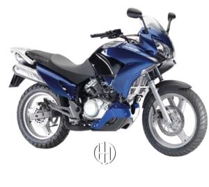 Honda XL 125 V Varadero (2007 - 2011) - Motodeks