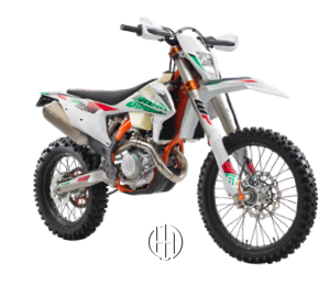 KTM 350 EXC-F Six Days (2012 - XXXX) - Motodeks