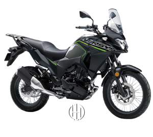 Kawasaki (KLE 300) Versys-X 300 (2017 - XXXX) - Motodeks