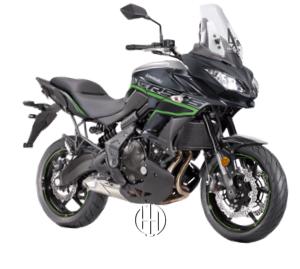 Kawasaki (KLE 650) Versys 650 (2015 - XXXX) - Motodeks