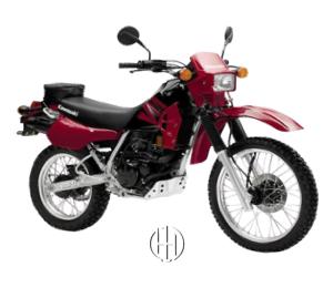 Kawasaki KLR 250 (1985 - 2005) - Motodeks