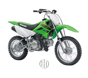 Kawasaki KLX 110 (2020 - XXXX) - Motodeks
