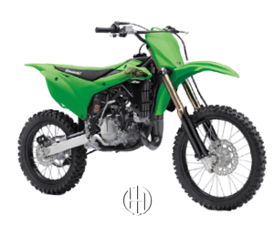 Kawasaki KX 85 I (2012 - XXXX) - Motodeks