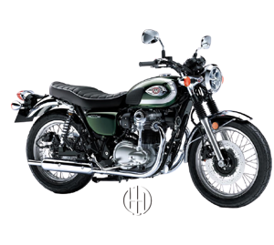 Kawasaki W 800 (2011 - XXXX) - Motodeks
