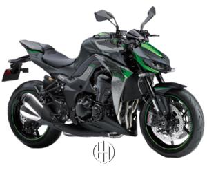 Kawasaki Z 1000 R (2017 - XXXX) - Motodeks