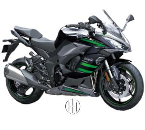 Kawasaki Z 1000 SX (Ninja 1000) (2014 - XXXX) - Motodeks