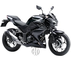 Kawasaki Z 300 (2015 - XXXX) - Motodeks