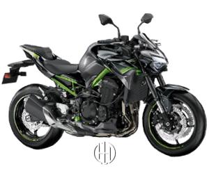 Kawasaki Z 900 (2017 - XXXX) - Motodeks