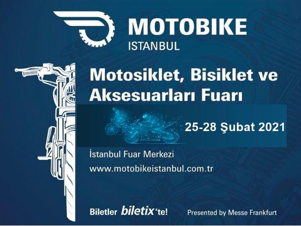 Motobike İstanbul 2021